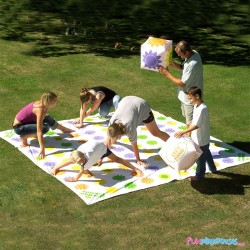 Garden Games - Get Knotted