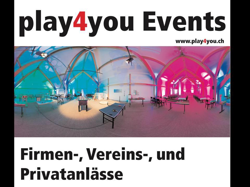play4you events