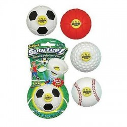 Zing Sporteez Popball-Drop N Pop