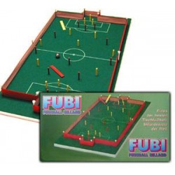FUBI Tischfußball-Billardspiel