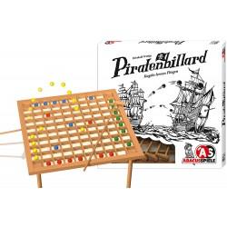 Piratenbilliard, Geschicklichkeitsspiel