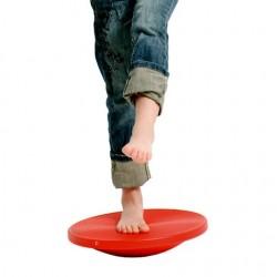 GymTop® Therapiekreisel Kunststoff, rot, Ø 40 cm