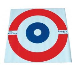 Kurling Zielscheibe, Vinyl