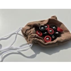 Curlingsteine für Tischcurling
