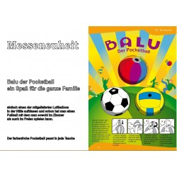 Balu- pocketball Spielball